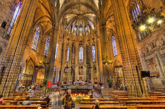 "Barcelona Cathedral • <a style=""font-size:0.8em;"" href=""http://www.flickr.com/photos/45090765@N05/23867310916/"" target=""_blank"">View on Flickr</a>"