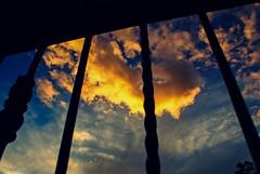 View from the window (Carlos Durán Photography/CAD) Tags: nuve dia sky cielo ventana window blue sun sol luz amina mao valverde republicadominicana rd