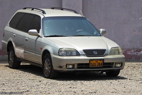 Honda Partner - Callao, Perú