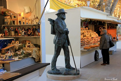 Paul Cézanne, Égaré