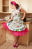 _MG_7925-002 (phreddyy) Tags: model housewife retro 50s bored overworked themed pinup glamour housework