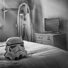 (elusive recluse) Tags: elusiverecluse starwars stormtrooper 500x500