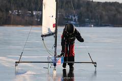 103A3066 (trotonen) Tags: iceoptimist strängnäs ulvhällsfjärden blankis is isjakt sol vinter södermanland sweden se