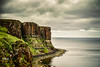 Scotland, Isle of Skye (Boudewijn Vermeulen ) Tags: ecosse highlands isleofskye schotland scotland clouds coast coastal mountains northerncoast publ rocks sea seascape seaside trip
