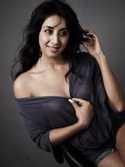 South Actress SANJJANAA Unedited Hot Exclusive Sexy Photos Set-23 (246)