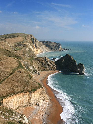 Durdle Door from Swyre Head, Dorset