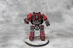 WB Contemptor 05 (Celsork) Tags: word bearers wrhammer 30k legion chaos spacemarine legionary horus heresy contemptor dreadnought walker games workshop