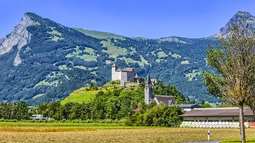 Gutenberg Castle, Liechtenstein