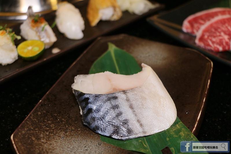 東區帝王蟹燒烤吃到飽日本料理熊老大日式炭燒066