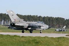 (scobie56) Tags: panavia tornado gr4 raf royal air force lossiemouth lossie moray scotland xv r reserve 15 squadron