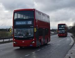 LJ17 WRO (markkirk85) Tags: volvo b5lh mcv evoseti tower transit new 22017 mv38210 london bus buses huntingdon lj17wro lj17 wro