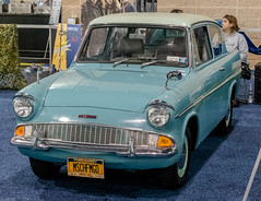 DSC05275 (jhallen59) Tags: philadelphia philly autoshow 1967 ford anglia 105e harrypotter