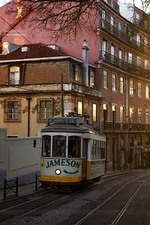 Tram n.28, Lisboa, Portugal