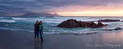 My Beautiful Ladies (Panorama Paul) Tags: paulbruinsphotography wwwpaulbruinscoza southafrica westerncape capetown tablemountain blaauwbergbeach rocks waves beach sunset panorama nikond800 nikkorlenses nikfilters