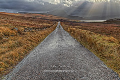 The Road to Hope (2) (Shuggie!!) Tags: clouds hdr highlands hills landscape moorland mountains scotland shadows storm sunbeams sutherland zenfolio karl williams karlwilliams