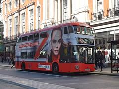 Arriva London - LT493 - LTZ1493 - Rimmel (Waterford_Man) Tags: arrivalondon hybrid nrm wrightbus lt493 ltz1493 rimmel