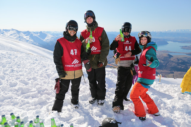 DB Export Banked Slalom 2015 - Treble Cone 4