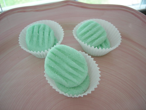 Cream cheese mints recipes