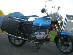 my 1986 BMW R65 Monolever