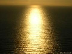 Path Of Light (algedeon) Tags: travel light sunset sea summer sun topv111 island greek topv333 nikon aegean hellas greece folegandros nikonstunninggallery abigfave
