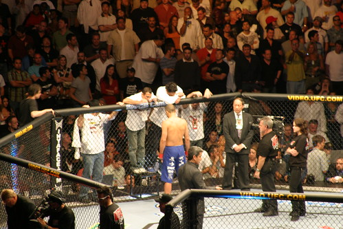 UFC 60 Gracie loses to Hughes by La Ratta