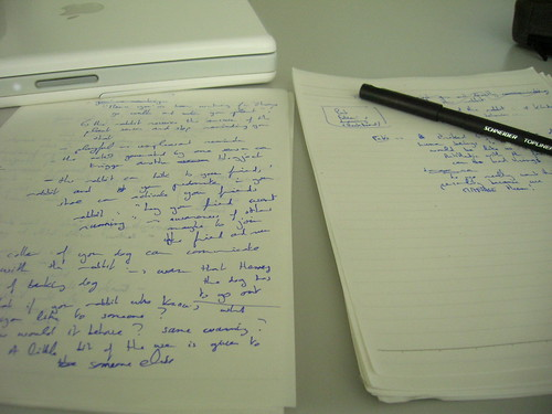 notes about blogjects
