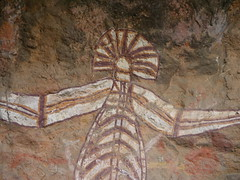 Australia.2004-11-06.0116 (DigitalTribes) Tags: art 2004 rock nationalpark nt au north paintings australia unesco aborigine kakadu aboriginal northern archeology dt rockart petroglyphs northernterritory pictographs digitaltribes markoneil gagudju
