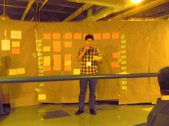 Shimon & the Schedule Board