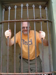 Ted in Jail
