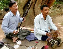 Siem Reap landmine victims