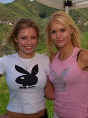 Athena Lundberg and Jillian Grace (skylarneil) Tags: charity golf tournament motleycrue vinceneil