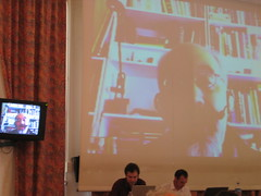 Intervention de Francis Pisani (rEkOM) Tags: pisani fing upfing06
