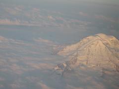 Mt. Rainier (Noelle and Tom) Tags: seattle intheair
