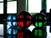 RGB Test II (Giuseppe Bognanni) Tags: colors colours balls rgb kugel novideo interestingness225 i500 bognanni disc0stu abigfave giuseppebognanni