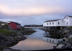 Salvage, Newfoundland (dacardoso) Tags: newfoundland salvage
