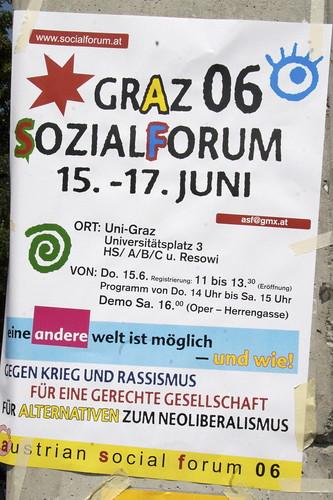ESF-Plakat