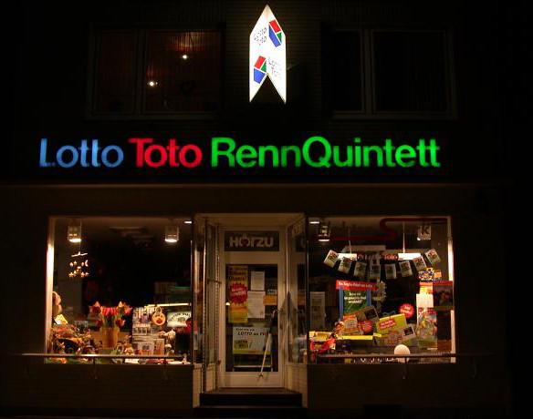 Lotto Toto RennQuintett