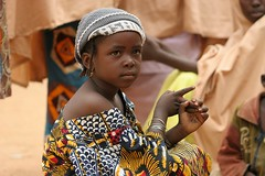 sweet angel (janchan) Tags: africa portrait people colors children village bambini retrato documentary nigeria colori ritratto reportage fulani hausa carrymehome blackribbonicon whitetaraproductions