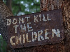 Don't kill the children
