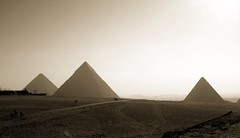 Paths to the Pyramid