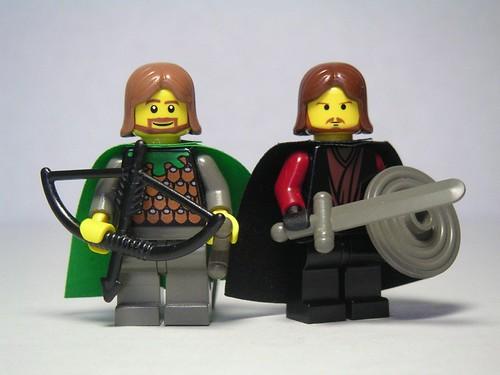 Men of Gondor by Dunechaser.