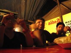 no peanuts for ojoe (grouchiosa) Tags: studio indonesia la couple jakarta bandung pendulum voila aksara june2006
