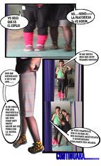 COMIC1 (PLASTICA®) Tags: comic ganga dinamita pantorrilla pantalonescortos