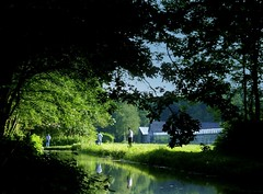 They went fishing (Harry Mijland) Tags: holland dutch nederland nl maarssen dearharry maarsseveen harrymijland