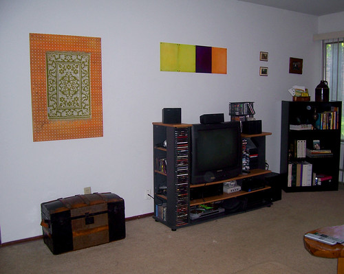 Redecorating my Apartment: Living Room 2