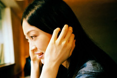 per request (* tathei *) Tags: city people film girl japan japanese tokyo friend natura fujifilm iso1600 shimokitazawa shimokita classica
