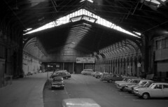 Bristol Temple Meads 1975 (loose_grip_99) Tags: railroad england station train bristol geotagged railway 1975 templemeads brunel greatwestern geo:lat=51449454 geo:lon=2582431