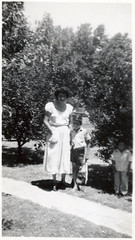 """Vera Gutierrez ((Concepts by) Nicholas Daniel """"@tak"""" Lopez) Tags: california old family mexico grandmother photos pics sister brother uncle father great grandfather mother historic aunt scanned historical cousin relatives greatgrandmother"""