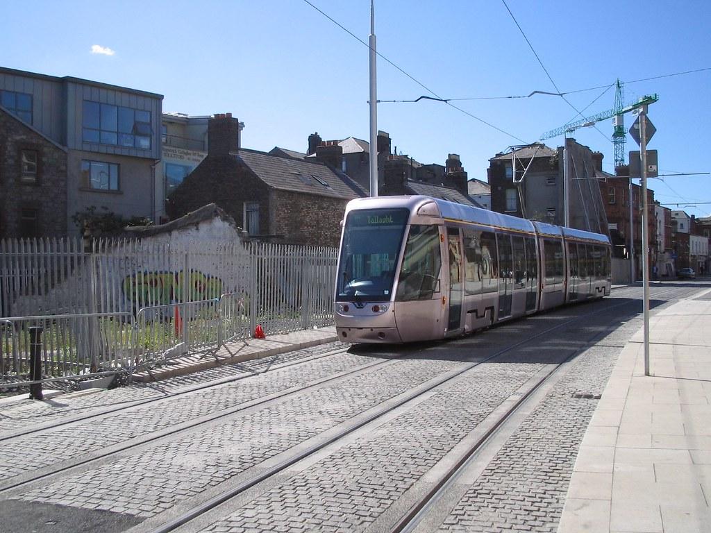 LUAS, Dublin's Tram System