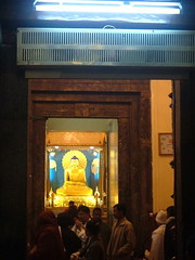 Mahabodhi temple entrance 2